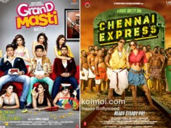 Grand Masti Smashes Chennai Express Profit Rate Box Office