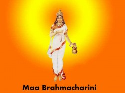 Navratri Special Second Day Is Maa Brahmacharini Worship