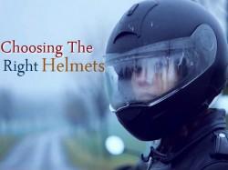 Motorcycle Helmets Tips Choose Motorbike Helmet Size