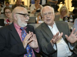 God Particle Theorists Receive Nobel Prize In Physics