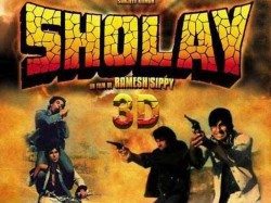 Sholay 3d Likely Release January