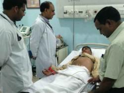 Telangana Chandrababu Naidu Evacuated From Andhra Bhawan