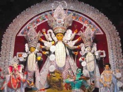 Traditional Themes Innovative Designs Mark Durga Puja Pandals