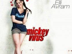 Elli Avram A Swedish Actress First Movie Mickey Virus