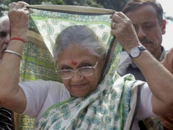 Cm Sheila Dikshit Said That Delhi Model Better Than Gujarat