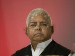 Fodder Scam Lalu Yadav Jagdish Sharma Disqualified From Lok Sabha