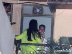 Aishwarya Rai Bachchan Saw Abhishek Face On Skype On Karwa Chauth