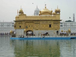 Golden Buildings Of The World