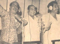 Singer Manna Dey Death Dead Rare Unseen Pictures