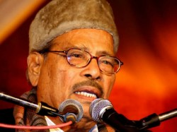 Manna Dey Death It Was Loss That Could Be Never Compensated