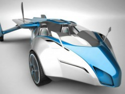 Aeromobil Flying Car From Slovakia Takes Its First Flight