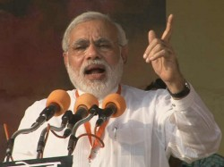 Narendra Modi Addresses Huge Bjp Rally Jhansi Uttar Pradesh