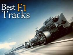 Top 10 Formula One Tracks Around The World