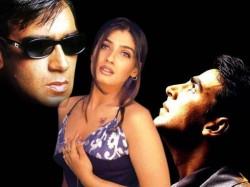 Birthday Girl Raveena Tandon Madly Love With Akshay Kumar Ajay Devgan