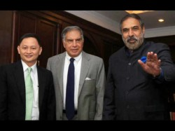Tata Is Open To Buy Stake In Air India Ratan Tata