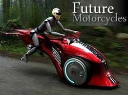 Top Weird Future Motorcycles Pictures