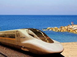 Turkey Underwater Rail Link Opened Connect Asia Europe