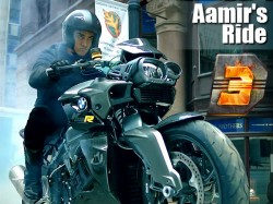 Aamir Khan S Bike From Dhoom 3 You Want Know