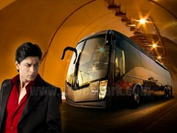 Shahrukh Khan Luxury Bus Dc