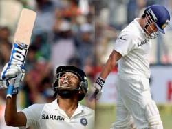 Kolkata Test Sachin Tendulkar Back Pavilion Only Ten Run