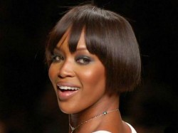 Fast At Least Once Week Naomi Campbell