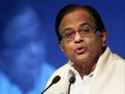 Narendra Modi Is A Challenger For Congress Chidambaram