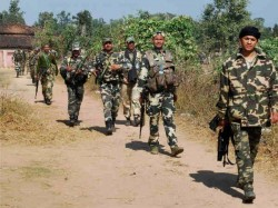 Ied Blast In Chhattisgarh Just Before First Phase Polling