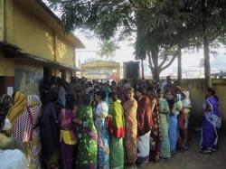 Pc Voting Naxal Affected Areas Chhattisgarh
