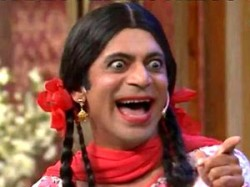 Gutthi Left Comedy Nights With Kapil