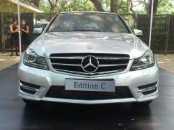 Mercedes Benz C Class Celebration Edition Launched