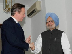 It Will Be Good Meet Narendra Modi Cameron Says
