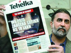 Tehelka S Editor Tarun Tejpal Accused Sexual Assault Journalist