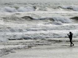 Andhra Pradesh Braces For Cyclone Helen Heavy Rain Predicted