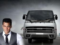 Salman Khan Luxury Vanity Van By Dc