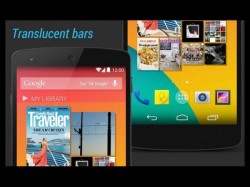 Android Kitkat Top 10 Features News