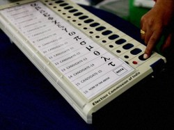 Votes Polled Till 2 Pm Firing Reported From Bhind