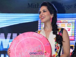 Jackpot Does Not Require Censorship Sunny Leone