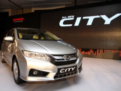 All New Honda City Revealed