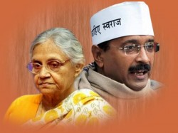 Aap Arvind Kejriwal Trounce Sheila Dikshit Economic Times Survey