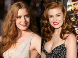 Amy Adams Wonders Why People Mistake Her Isla Fisher