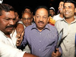 Its Governments Job Protect Right Gays Harsh Vardhan