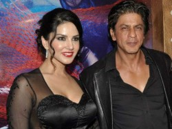 Shahrukh Keen Work With Sunny Leone