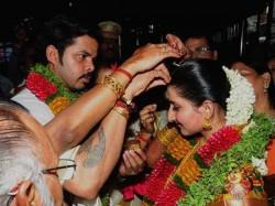 Sreesanth Ties Knot With Jaipur Royal Family Girl Bhuvaneshwari Kumari