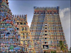 Gopurams Tamil Nadu Come Explore The Heights