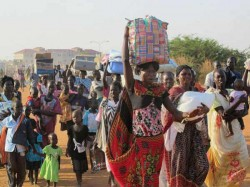 South Sudan Clashes Kill 400 500 After Coup Claim
