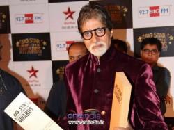 Amitabh Bachchan Named Star The Millennium