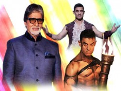 Amitabh Bachchan Left Spellbound Aamir Abhishek Dhoom