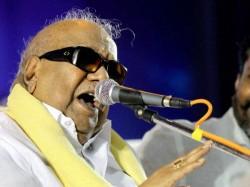 Karunanidhi Praises Narendra Modi Bjp Cold To Tie Up