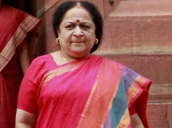 Jayanthi Natarajan Resigned From The Cabinet