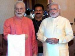Mumbai Narendra Modi S Wax Statue Unveiled